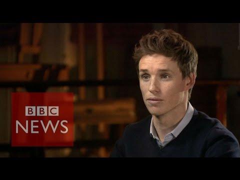 Redmayne plays transgender pioneer in The Danish Girl - BBC News
