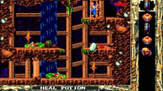 Blackthorne Gameplay - MS-DOS / PC (1994) - Level 3 (QP7R)