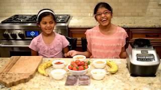 Super Sisters Projects - Ambrosia (Goji+Acai Bowl)