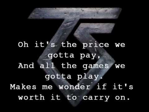 Twisted Sister~The Price lyrics