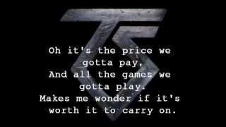 Twisted Sister~The Price lyrics