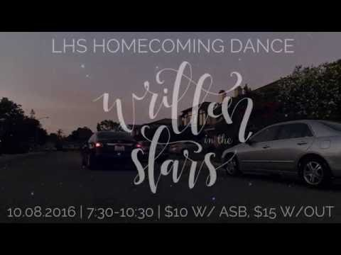 Lynbrook High School Homecoming Dance 2016 || Written in the Stars