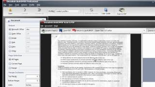 How to Scan To PDF & Edit In Word