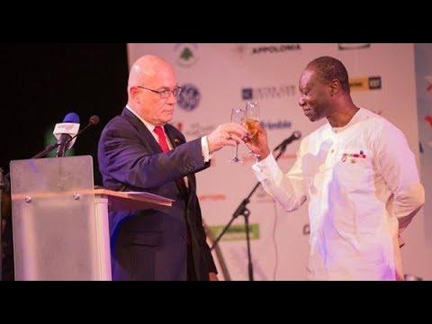 US, Ghana hold joint partnership forum