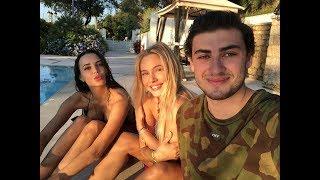 Наталья Рудова встречается с 19 летним сыном миллиардера Сергея Саркисова