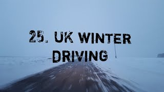 My previous winter driving videos were filmed in Siberia in tempera...