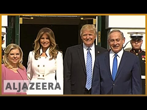 Trump drops US commitment to Israel-Palestine two-state solution