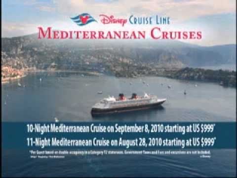 Travel Best Bets - Disney Cruise