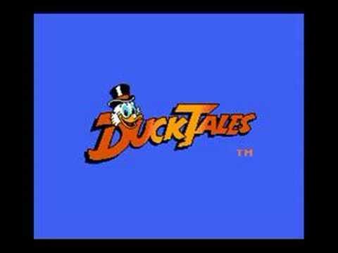 NES Title Screen Music - DuckTales (1989)