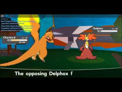 Roblox : Pokemon Brick Bronze  Defeating Professor Cypress  Dialga and Palkia