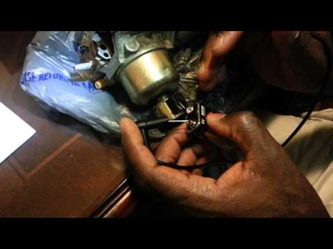 Carburetor Bowl Solenoid Bench Test!