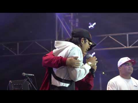 JROA Surprises EXB on STAGE while performing Hayaan mo sila