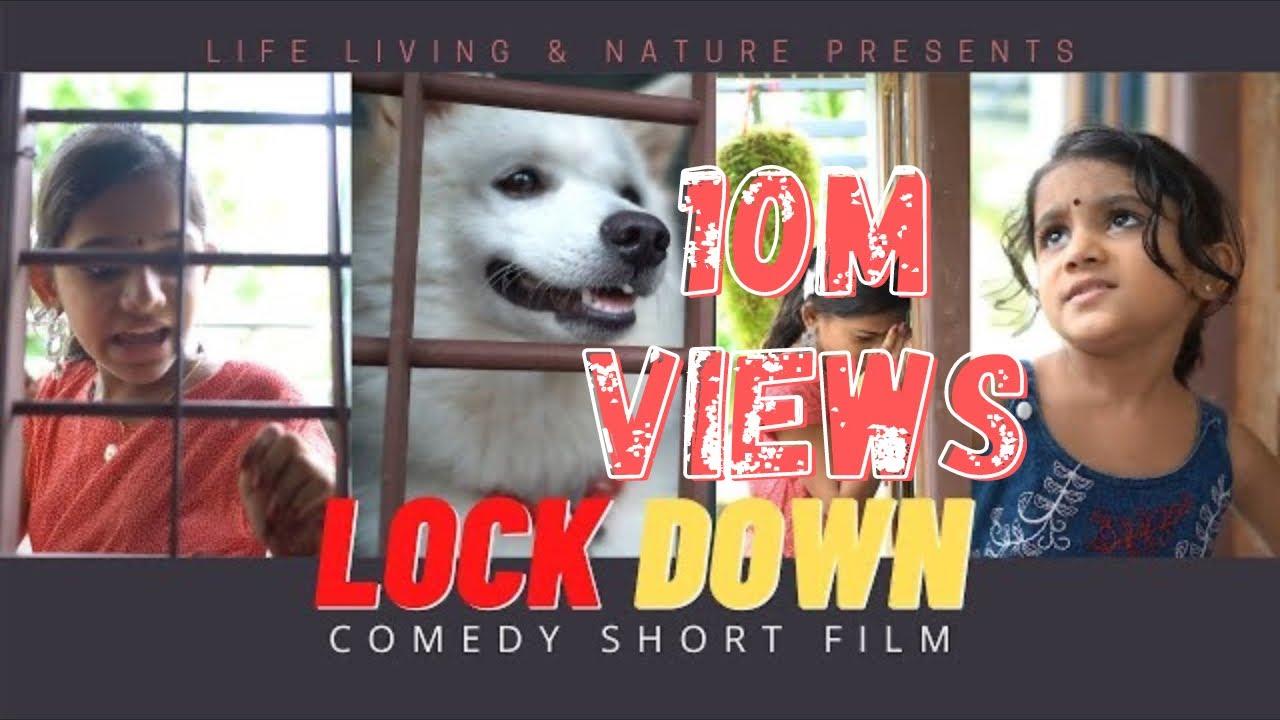 ലോക്ക്ഡൌൺ | LOCKDOWN | മലയാളം കോമഡി ഷോർട്ട് ഫിലിം | Malayalam Comedy Short Film | Puppy | Devu Diya