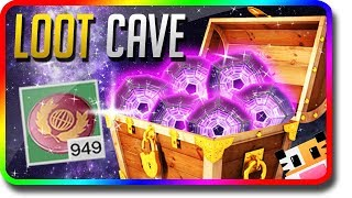 "Destiny 2 ""Loot Cave"" - ""Fast Legendary Engram Farm"" & ""Fast Token Farm"" (Destiny 2 Fast Power Farm)"