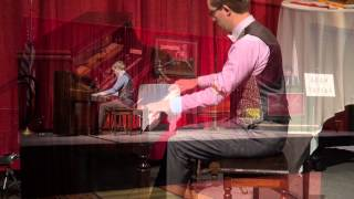 """Echoes of Spring"", ""King Chanticleer"", Adam Yarian 5-24-2015 Semifinals, Old-Time Piano Contest"