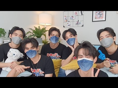 LIVE : นักแสดง Don&39;t say no the series