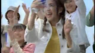 2004年CM 大正製薬 ナロンエース 風吹ジュン.