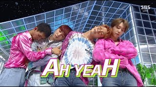 Gambar cover WINNER - 'AH YEAH(아예)' 0519 SBS Inkigayo