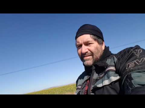 Day 1 Lesotho Bike trip