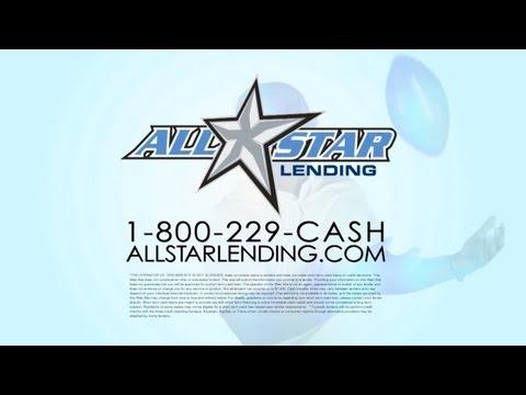 ALLSTAR LENDING TV SPOT 30 SEC