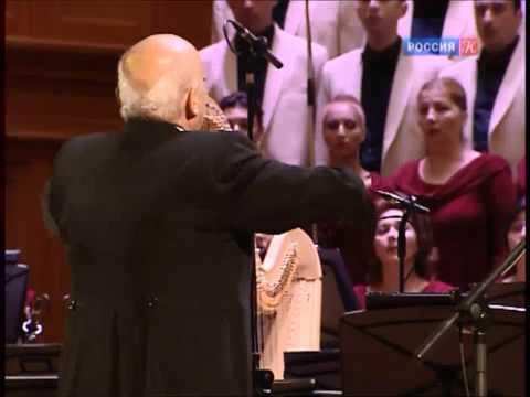 Государственная академическая хоровая капелла Армении дала концерт в Москве видео   Новости Армении   Терт Am