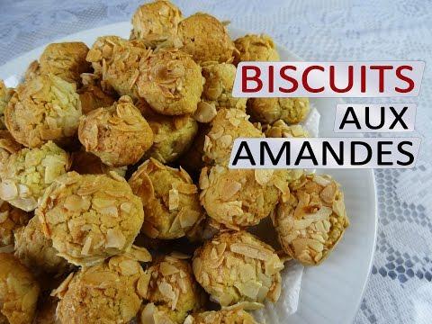 biscuits-aux-amandes-|-recette-de-maman-cuisine