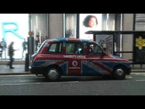 London taxi drivers