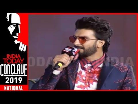 Deepika Or Kangana? Rapid Fire With Ranveer Singh | IT Conclave 2019