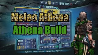 Download lagu Borderlands TPS Melee Athena Build Showcase MP3