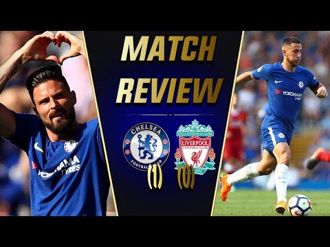 Chelsea 1-0 Liverpool Match Review || EASY WIN || BAKA SHOWS AUTHORITY || MESMERISING HAZARD