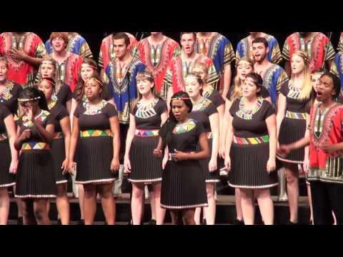 World Choir Games 2014, Riga. 10.07.2014. South Africa. University of Pretoria Chamerata