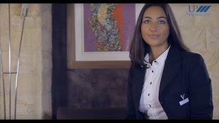 Le Pôle Hôtellerie vu par Esther, notre étudiante en 2ème année Management International.