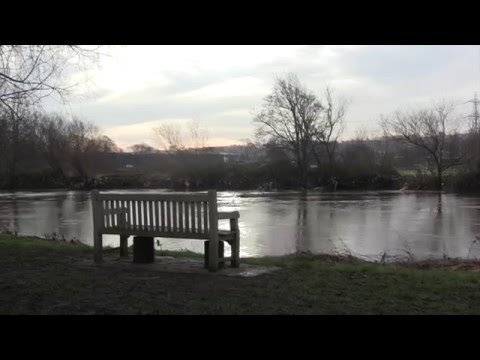 Recovery After The Flooding - Kirkstall, Leeds, West Yorkshire, England - 28th December, 2015