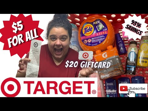 Target Couponing this week    FIRE deals + how to coupon at Target – score $76 worth for $5