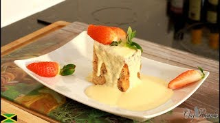 HOW TO MAKE THE WORLD BEST CUSTARD RECIPE FROM Chef Ricardo Cooking