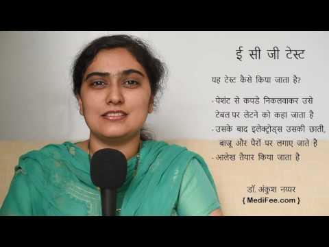 ECG Test (in Hindi)