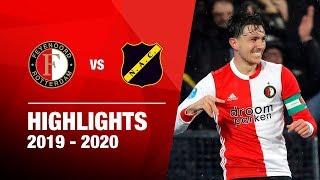 Feyenoord na ZEVENKLAPPER naar bekerfinale! | Highlights Feyenoord - NAC Breda | KNVB Beker