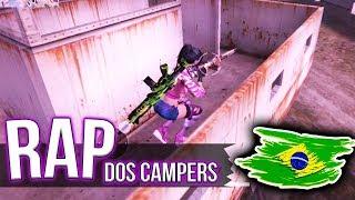 RAP DOS CAMPERS - FREE FIRE | BLACKSAGARO