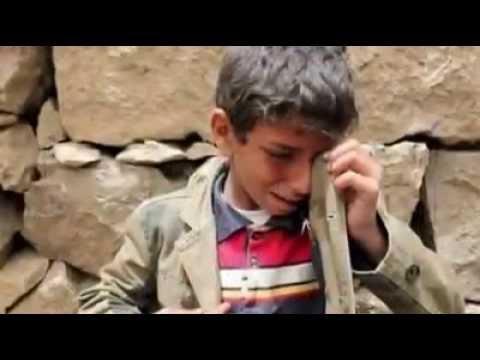 A Message From Yemeni Children to The World (رسالة من أطفال اليمن إلى العالم)