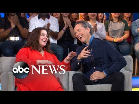 Melissa McCarthy and Richard E. Grant open up about 'Can You Ever Forgive Me?'