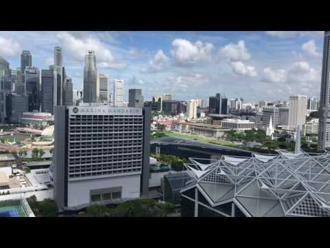 Conrad Hotel Singapore Executive King Room 2622 2017