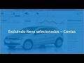 Sistema DSI CFC para Auto Escola #Excluindo itens selecionados no Caixa