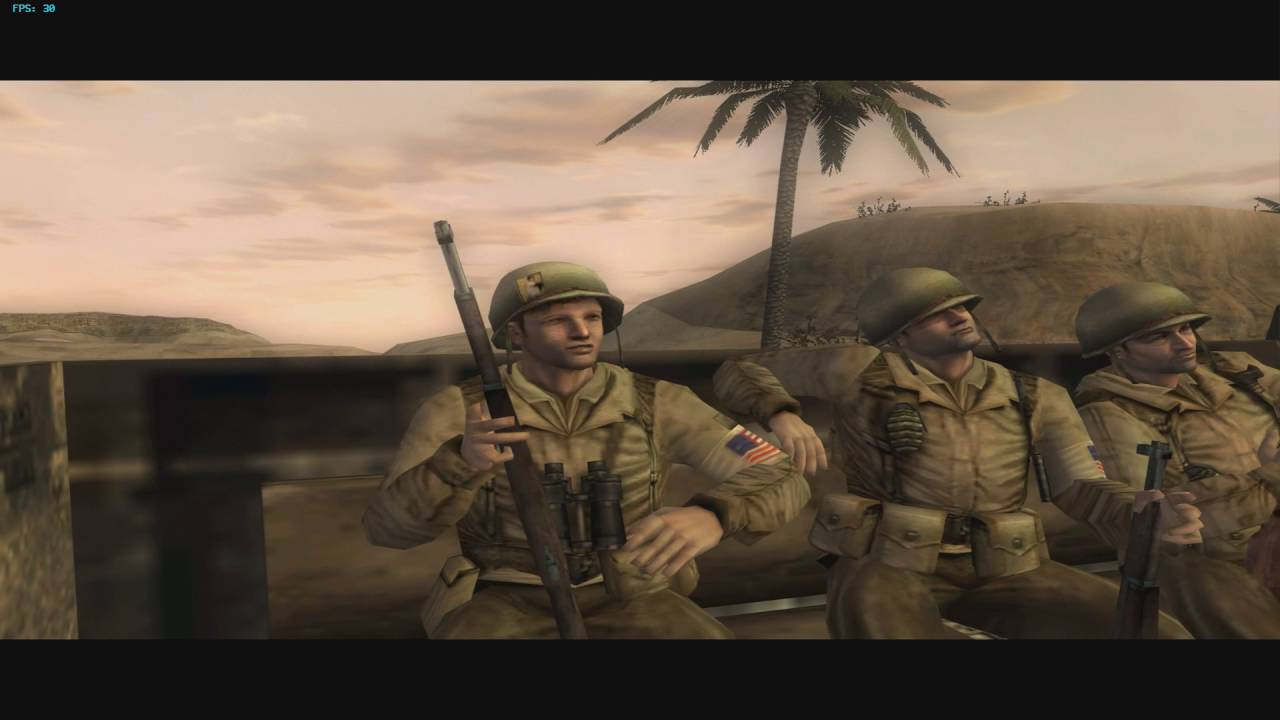 Call of Duty 2: Big Red One - Dolphin Emulator Wiki