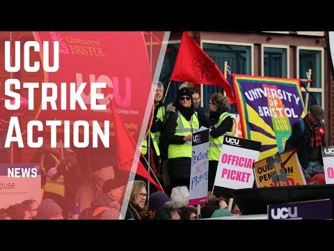 Bristol UCU Strike Action