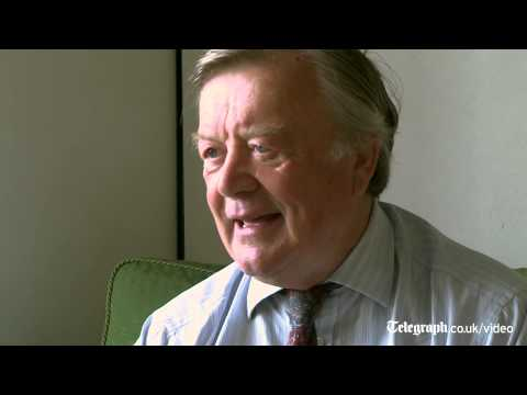 Kenneth Clarke speaks to The Telegraph