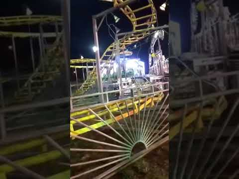 Scott Miller Live - This might make you never want to ride a roller coaster again.