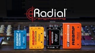 Radial Engineering - Reamping: Exploring the Differences