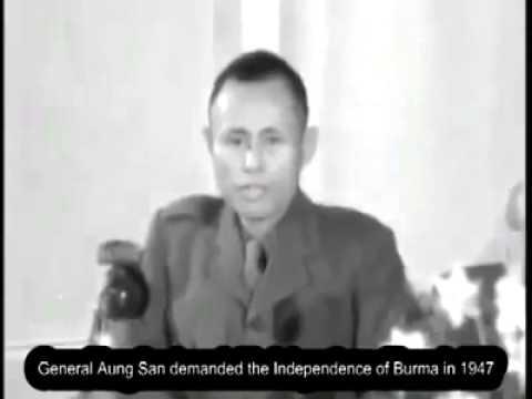 Tha Khin Aung San (Myanmar Hero )