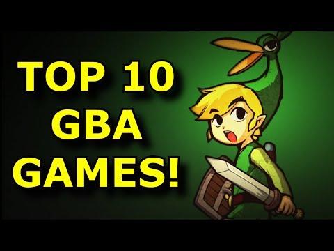 TOP 10 BEST Game Boy Advance Games!