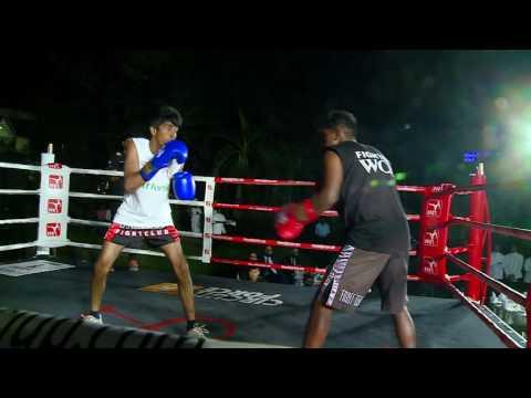 "WCB 2016: Fight 1 - Pavan ""The Immortal"" Thapasi vs Sanjay ""Kid Shark"" Delan"